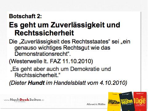 Grafik 3: Stuttgart 21