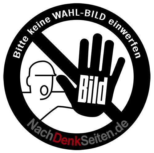 Bitte kein WAHL-BILD einwerfen
