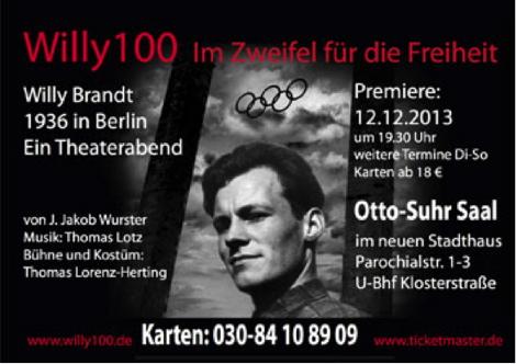 Willy 100, Im Zweifel für die Freiheit