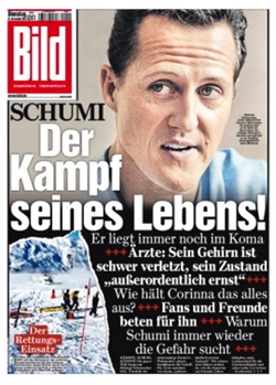 Die Tragik hinter Schumachers Unfall