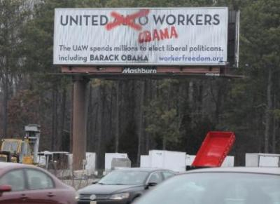 United Obama Workers