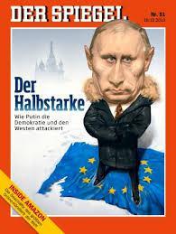 SPIEGEL: Putin, der Halbstarke