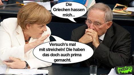 #schäublestreichelt