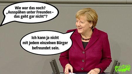 Hurra! Der Bundestag hat die Vorratsdatenspeicherung beschlossen
