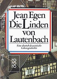 Jean Egen Die Linden von Lautenbach