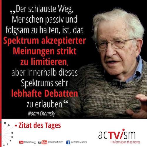 Die Links Rechts Demagogie Ein Interview Mit Rainer Mausfeld