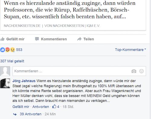 Kommentare Bei Facebook