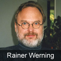 Dr. Rainer Werning
