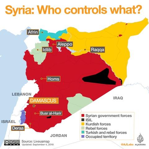 Jugoslawien Karte 2018.Von Der Leyen Lässt Luftwaffeneinsatz In Syrien Ohne