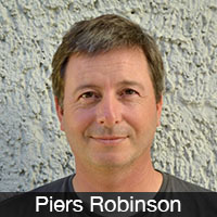 Piers Robinson