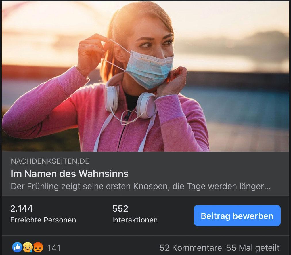 Facebook Chronik Beiträge Werden Nicht Angezeigt