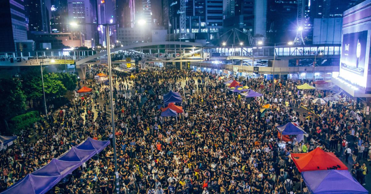 Massenproteste in Hong Kong – zwei Dokumente zur Debatte