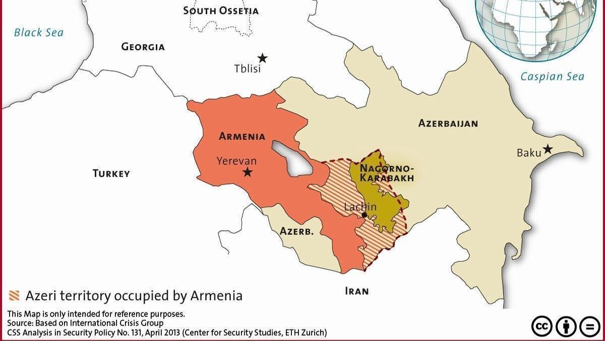 Armenien und Aserbaidschan bekämpfen sich mit Grausamkeit