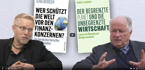 Heiner Flassbeck im Gespräch mit Jens Berger