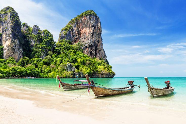 Covid 19 in Thailand und seinen Nachbarländern