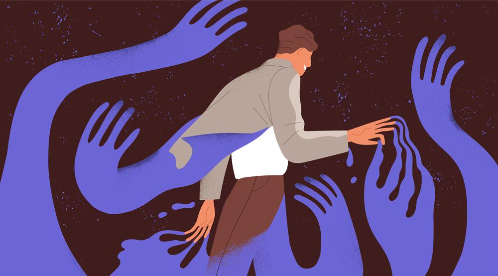 Corona und Psychologie: Angst arbeitet dem demokratischen Miteinander entgegen