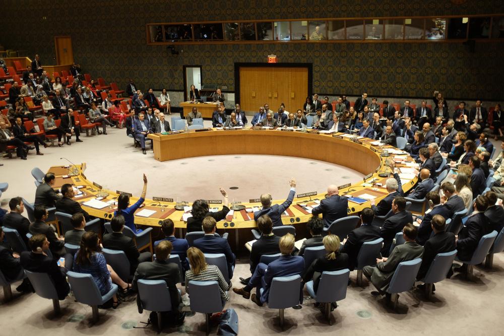 Frieden zwischen Israel und Palästina? Der UN-Sicherheitsrat wird von den USA blockiert